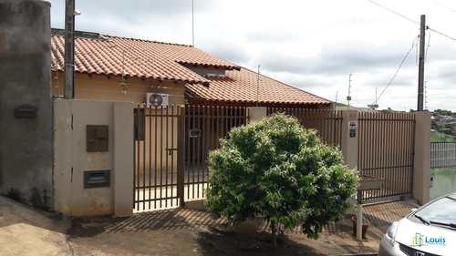 Casa, código 221 em Ibiporã, bairro Residencial Pedro Baize