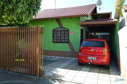 Casa, código 232 em Ibiporã, bairro Jardim Monte Verde I