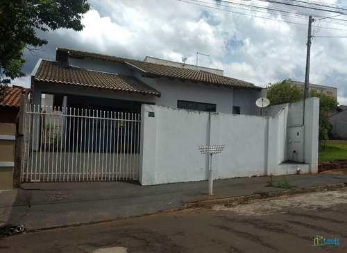 Casa, código 241 em Ibiporã, bairro Residencial Vila Romana II