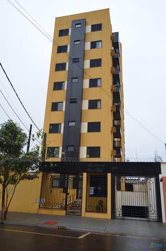Apartamento, código 242 em Ibiporã, bairro Centro