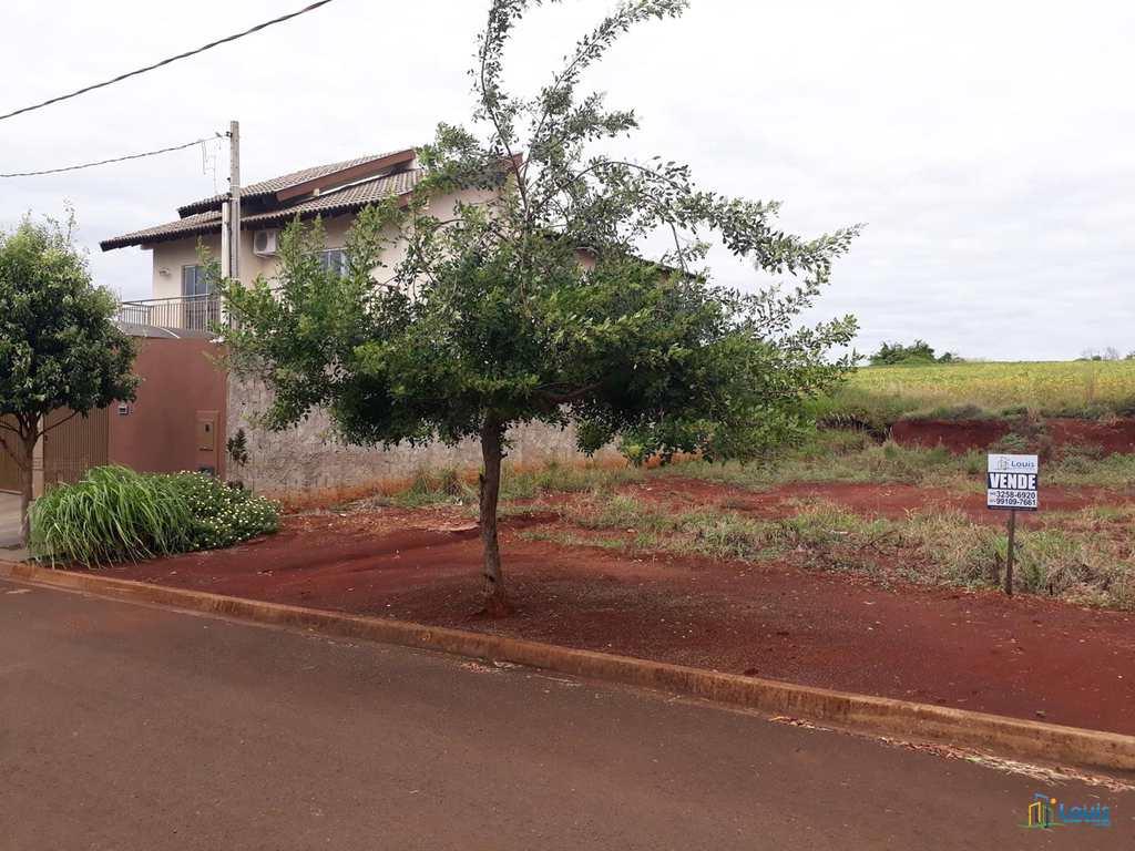 Terreno em Ibiporã, no bairro Jd Malibu