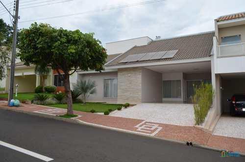 Casa de Condomínio, código 255 em Ibiporã, bairro Brasília