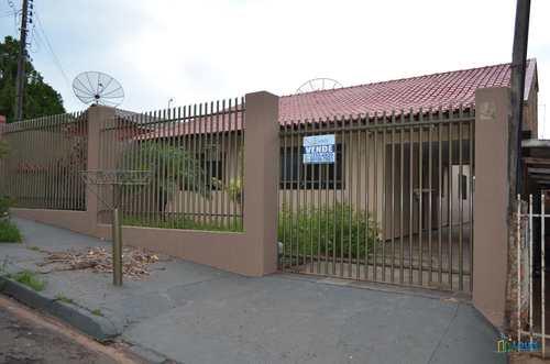 Casa, código 257 em Ibiporã, bairro Padre Rino Nogarotto