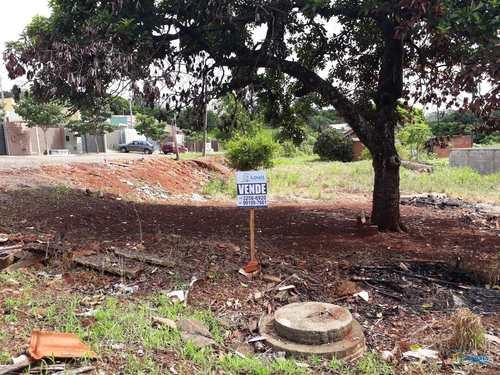 Terreno, código 263 em Ibiporã, bairro Recanto Alvorada