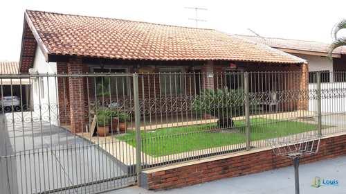 Casa, código 269 em Ibiporã, bairro Conjunto Habitacional José Leite da Silva