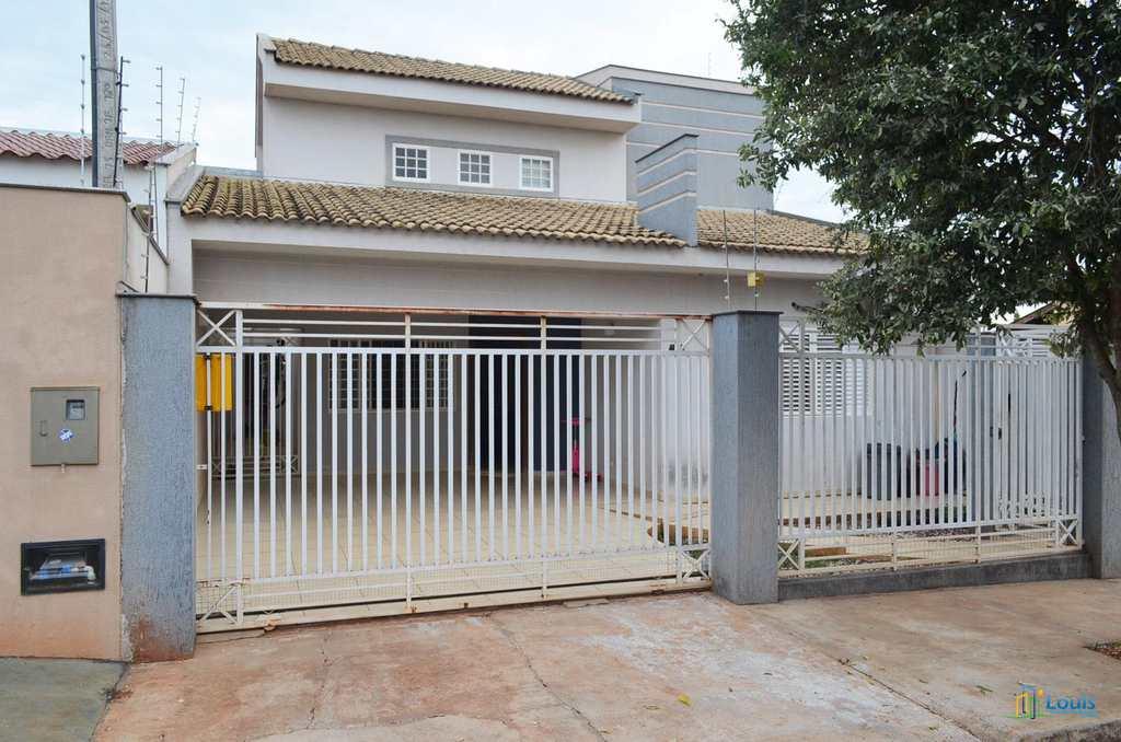 Sobrado em Ibiporã, no bairro Jardim Cinquentenário