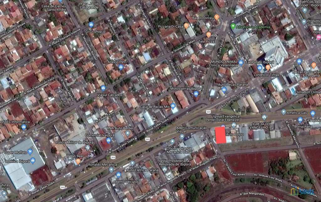 Conjunto Comercial em Ibiporã, no bairro Jardim Beltrão