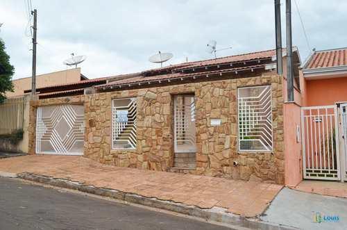 Casa, código 282 em Ibiporã, bairro Monte Verde