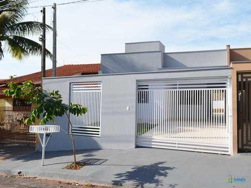 Casa, código 289 em Ibiporã, bairro Vila Romana