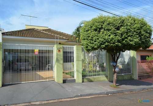 Casa Comercial, código 291 em Ibiporã, bairro Jardim Boa Vista I