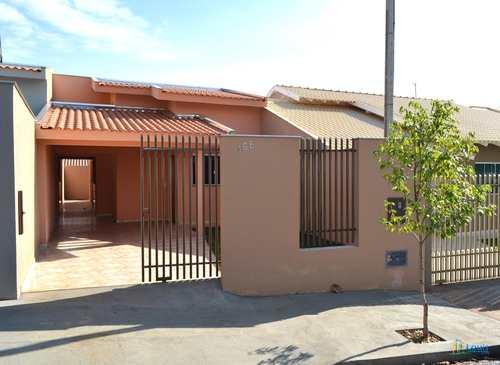 Casa, código 292 em Ibiporã, bairro Vila Romana