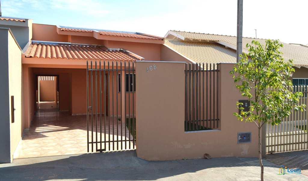 Casa em Ibiporã, bairro Vila Romana