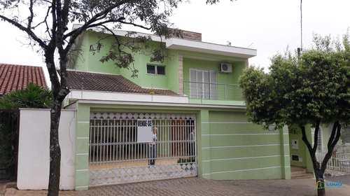 Sobrado, código 296 em Ibiporã, bairro Itamarati