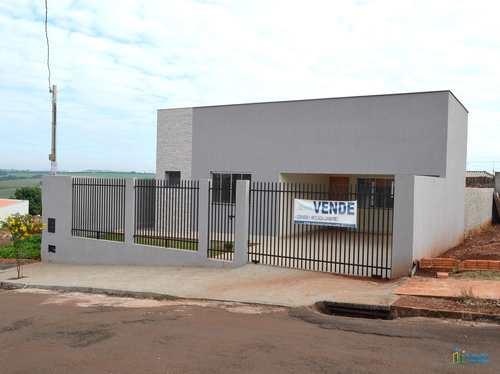 Casa, código 298 em Ibiporã, bairro Vila Romana