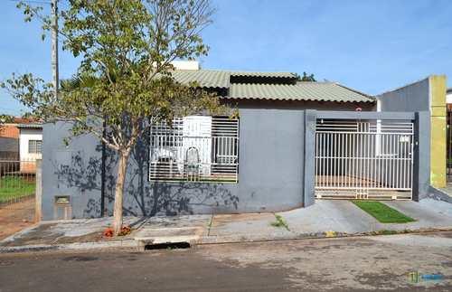 Casa, código 301 em Ibiporã, bairro Residencial Pedro Baize