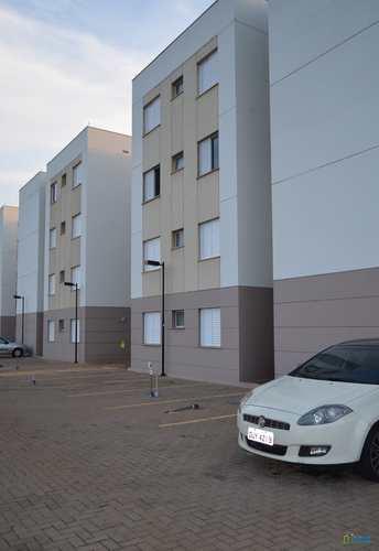 Apartamento, código 311 em Londrina, bairro Conjunto Vivi Xavier