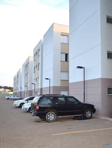Apartamento, código 313 em Londrina, bairro Conjunto Vivi Xavier