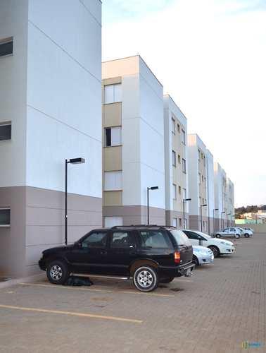 Apartamento, código 314 em Londrina, bairro Conjunto Vivi Xavier