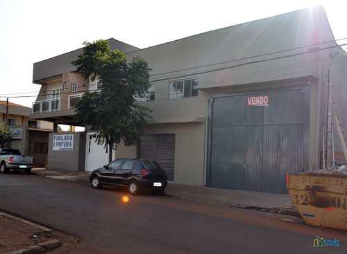 Armazém ou Barracão, código 315 em Ibiporã, bairro Vila Martins