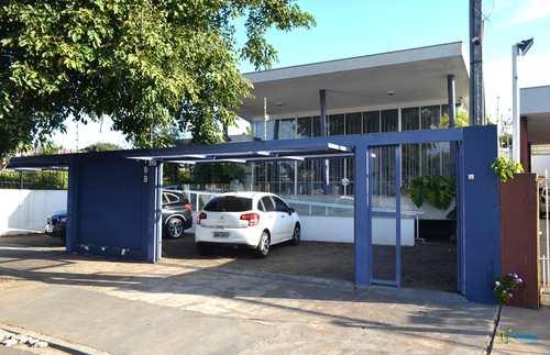 Casa Comercial, código 318 em Londrina, bairro Jardim Shangri-La A