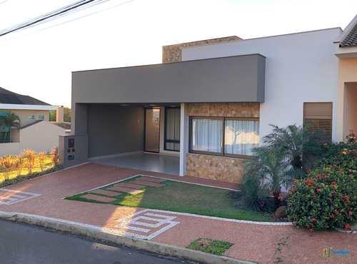 Casa de Condomínio, código 320 em Ibiporã, bairro Residencial Moradas Arvoredo