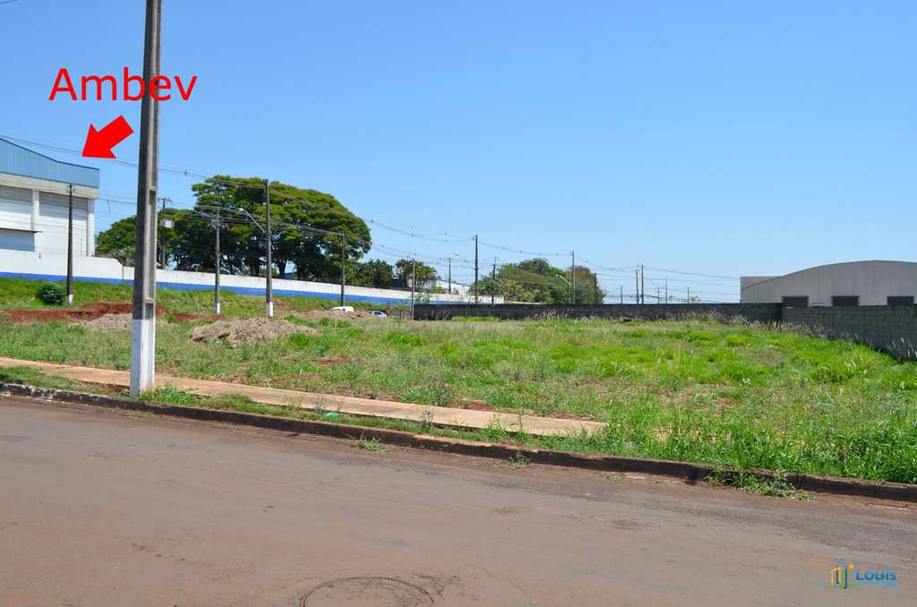 Terreno Industrial em Ibiporã, no bairro Jardim Santa Paula