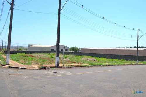 Terreno Industrial, código 327 em Ibiporã, bairro Jardim Santa Paula