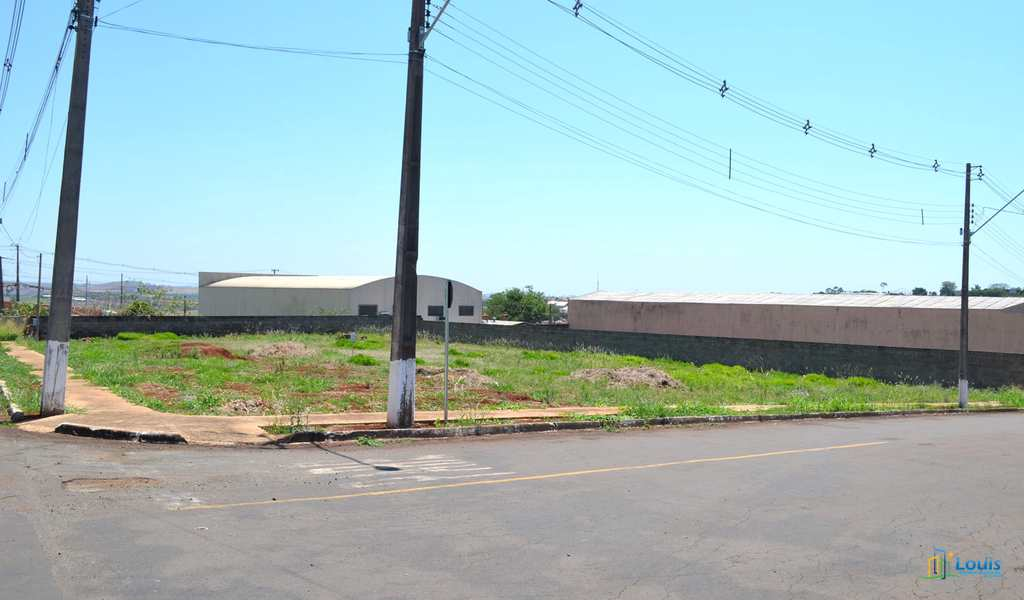 Terreno Industrial em Ibiporã, bairro Jardim Santa Paula
