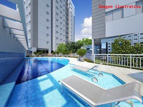 Apartamento, código 343 em Ibiporã, bairro Jardim Cinquentenário