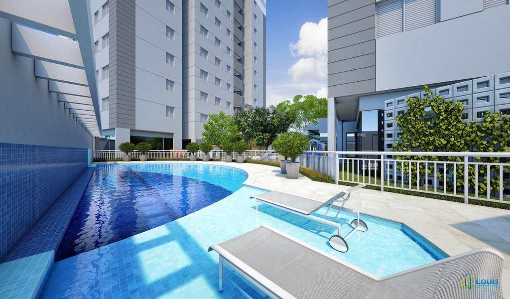 Apartamento em Ibiporã, bairro Jardim Cinquentenário