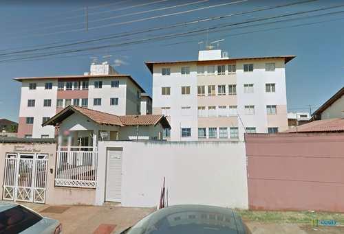 Apartamento, código 346 em Ibiporã, bairro Vila Romana