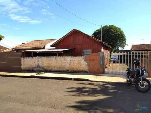 Casa, código 351 em Ibiporã, bairro Vila Rosana