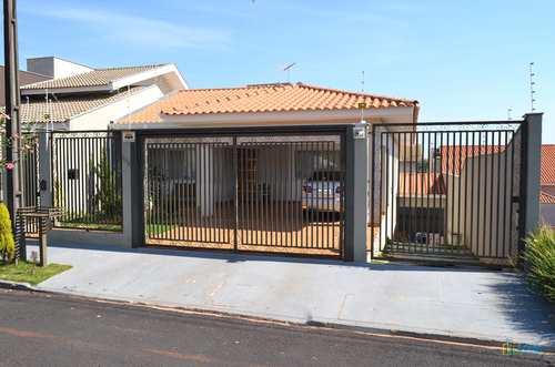 Casa, código 354 em Ibiporã, bairro São Francisco