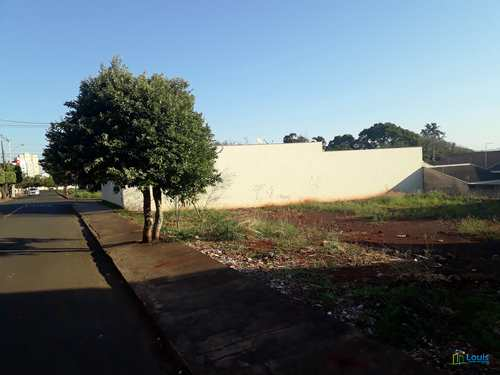 Terreno, código 362 em Ibiporã, bairro Jd São Francisco