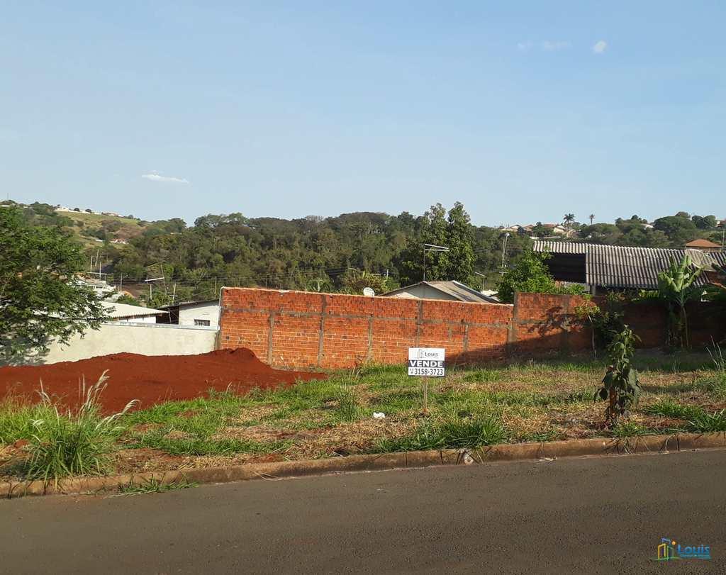 Terreno em Ibiporã, no bairro Res Guandalini Ermano