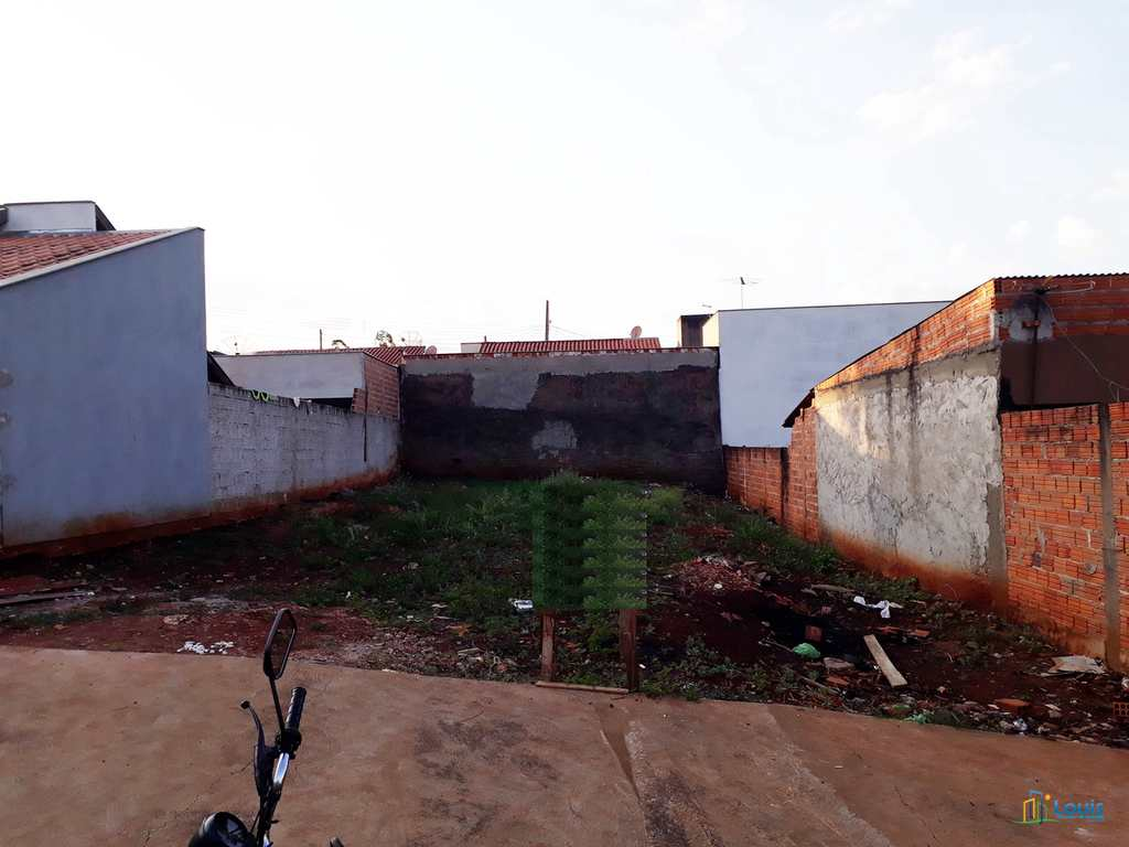 Terreno em Ibiporã, no bairro Residencial Tupi