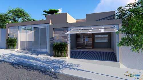 Casa, código 376 em Ibiporã, bairro Jardim Canaã