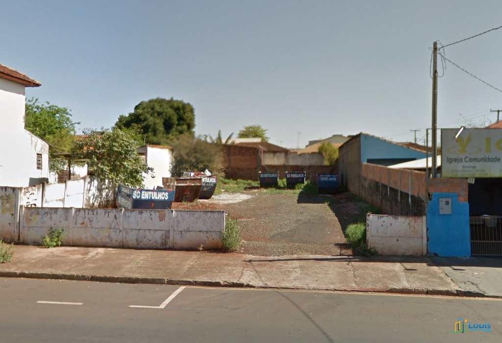 Terreno Comercial em Ibiporã, no bairro Centro