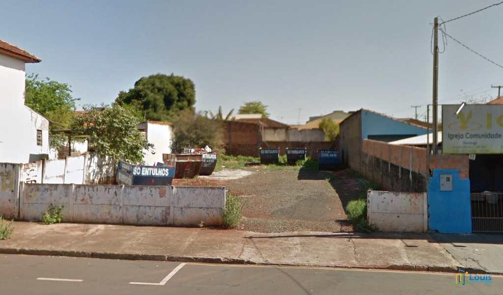 Terreno Comercial em Ibiporã, bairro Centro