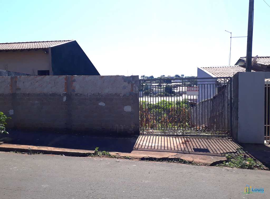 Terreno em Ibiporã, no bairro Jd Semprebom