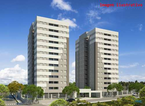Apartamento, código 385 em Ibiporã, bairro Jardim Cinquentenário