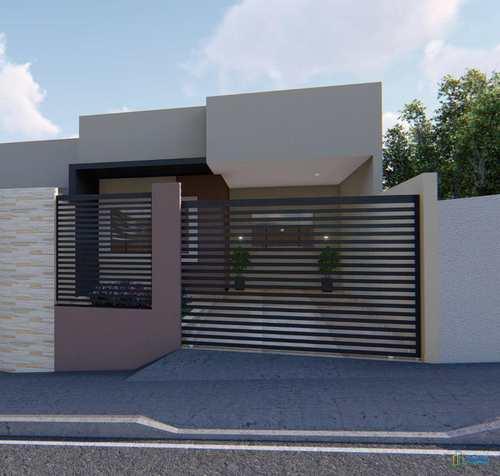Casa, código 386 em Ibiporã, bairro Res Frangão