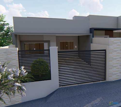 Casa, código 387 em Ibiporã, bairro Res Frangão