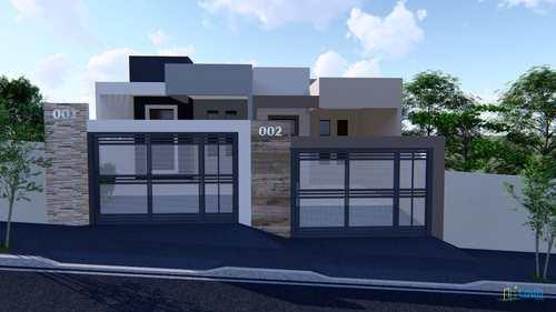 Casa, código 389 em Ibiporã, bairro Recanto Alvorada