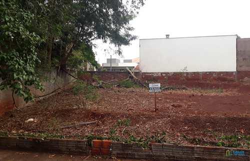 Terreno, código 394 em Ibiporã, bairro Jd São Francisco