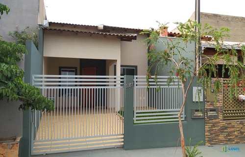 Casa, código 406 em Ibiporã, bairro Residencial Terra Bonita