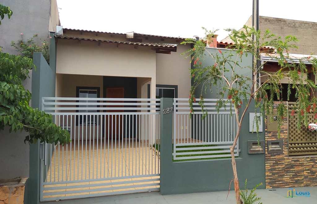 Casa em Ibiporã, no bairro Residencial Terra Bonita