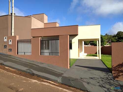 Casa, código 407 em Ibiporã, bairro Vila Esperança