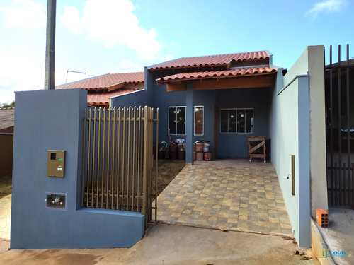 Casa, código 408 em Ibiporã, bairro Vila Esperança