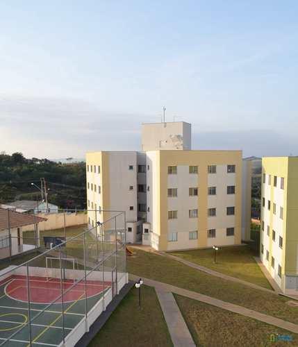 Apartamento, código 413 em Ibiporã, bairro Vista Bela